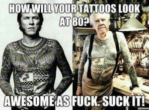Awesome as fuck tats