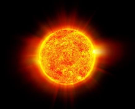 the fast sun